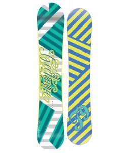 Technine Glam Rocker Snowboard Mint 144