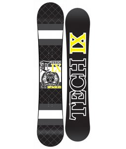 Technine IX Snowboard Black 153