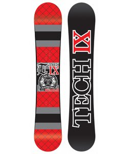 Technine IX Snowboard Red 150