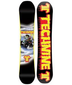Technine LM Monster Snowboard Black 153