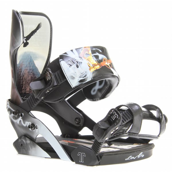 Technine LM Pro Snowboard Bindings