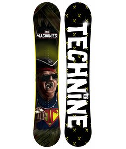 Technine LM Pro Flat Snowboard Magoonies 155