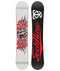 Technine Mascot Snowboard Tiger Style 154