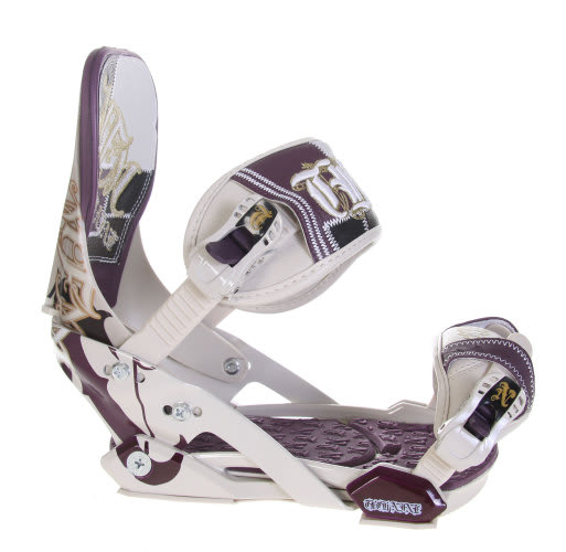 Technine Mfm Pro Snowboard Bindings Sand