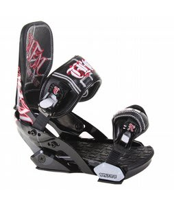 Technine MFM Pro Snowboard Bindings Black