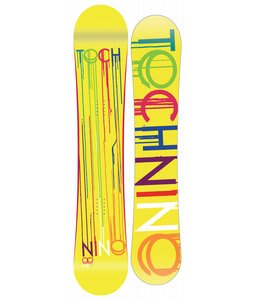 Technine Nines Snowboard Yellow 152