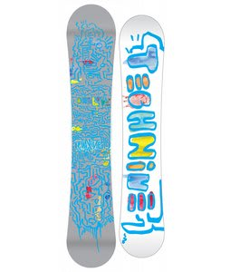 Technine One Love Rocker Snowboard Grey 147