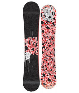 Technine Split T Wide Snowboard Black 153