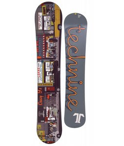 Technine Street Series Snowboard 156 Night