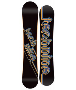 Technine T9 Snowboard Black 144