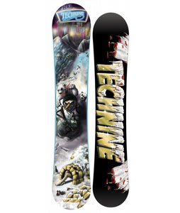 Technine TK Pro Snowboard Snowman 152.5