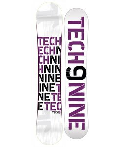 Technine T-Money Snowboard White 156