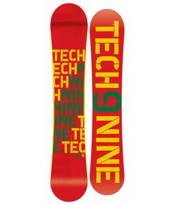 Technine T-Money Snowboard Rasta 156
