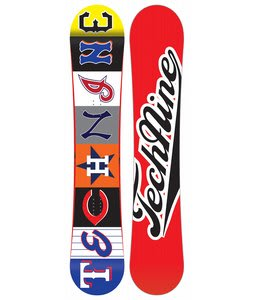 Technine Young Gun Snowboard All Star 144