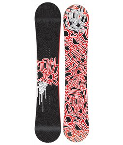 Technine Split T Snowboard Black 157