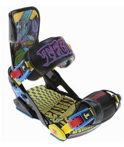 Technine Bradshaw Pro Snowboard Binding Black Light