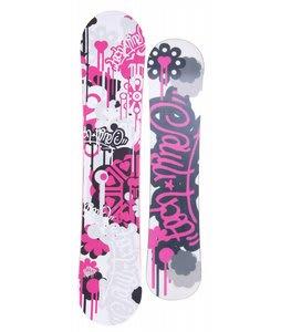 Technine Dime Snowboard White 131