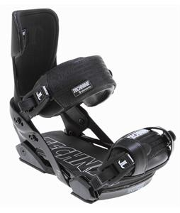 Technine Elements Pro Snowboard Binding Black