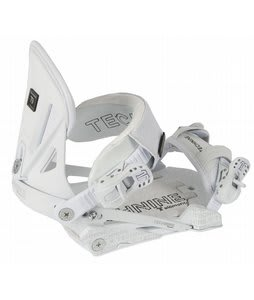 Technine Elements Pro Snowboard Bindings White