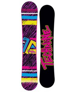 Technine Glam Rocker Snowboard Purple 144