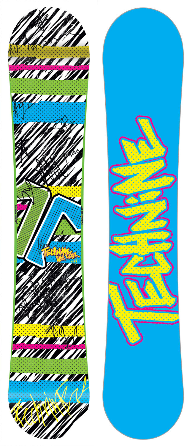 Technine Glam Rocker Snowboard 149
