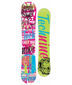 Technine Lil Nine Snowboard Pink 121
