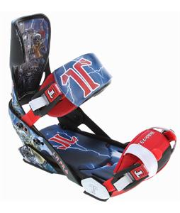 Technine LM Pro Grem Maiden Snowboard Bindings