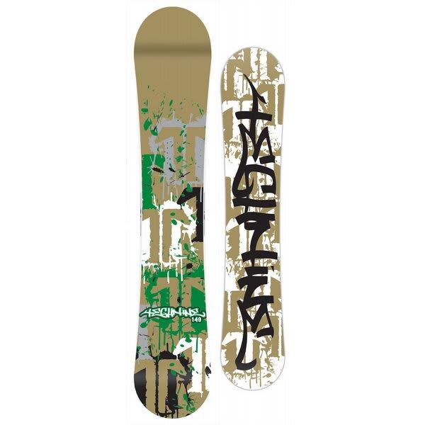 Technine Split T Splatter Snowboard