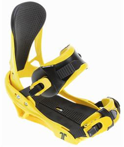 Technine The Standard Snowboard Binding Yellow