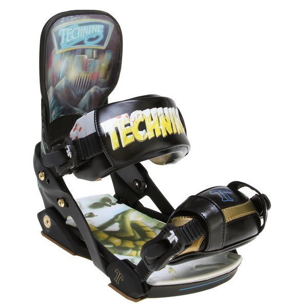 Technine TK Pro Snowboard Bindings