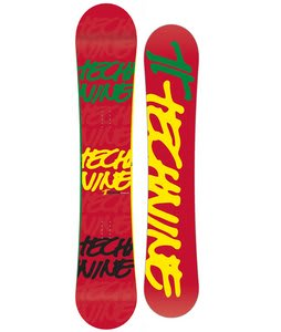 Technine T Money Snowboard Rasta 149