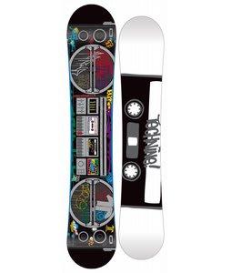 Technine Wassup Rocker Snowboard Boombox 144