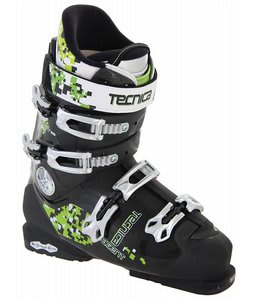 Tecnica Agent 95 Ski Boots Black