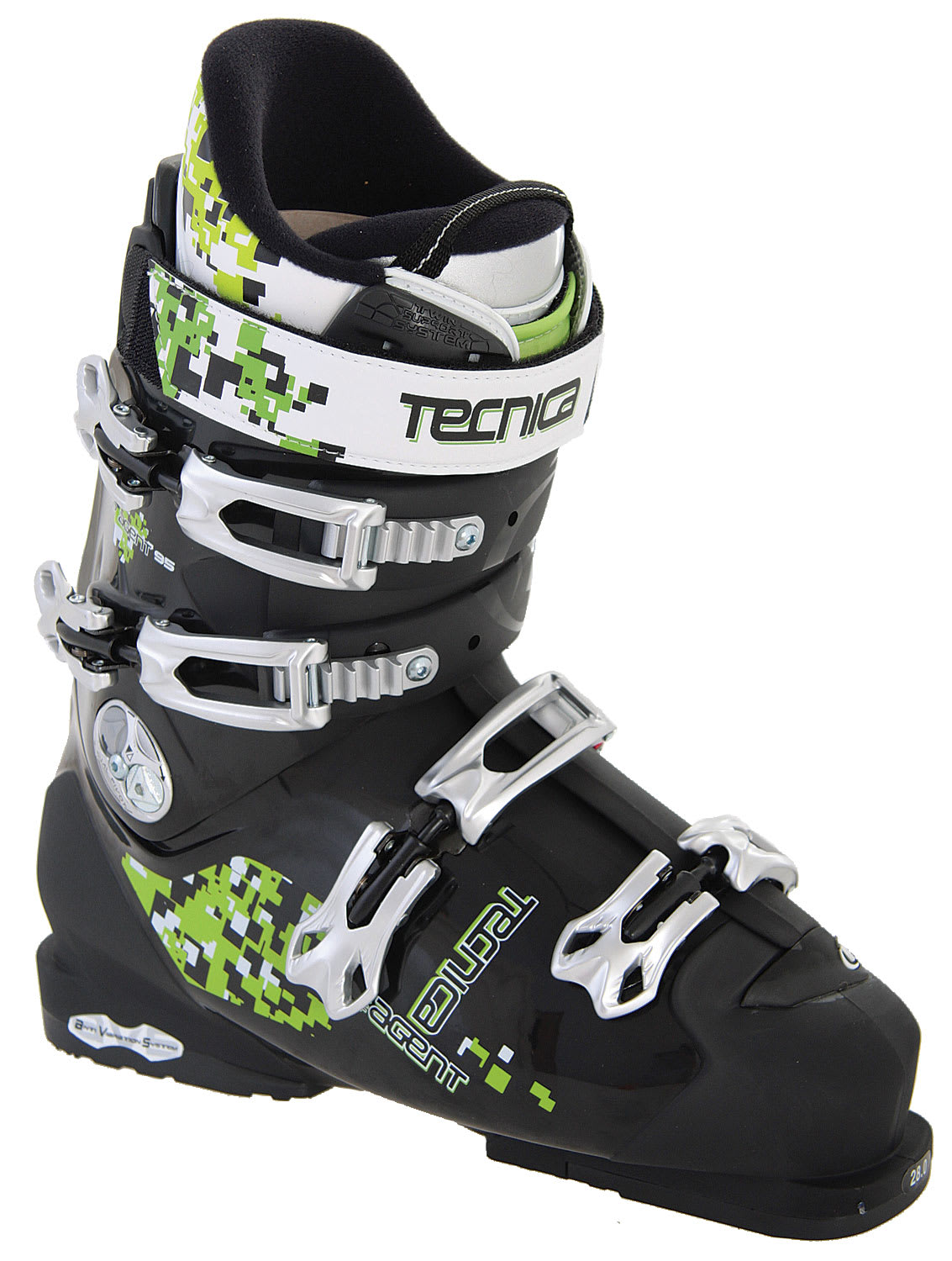 On Sale Tecnica Agent 95 Ski Boots Up To 80 Off