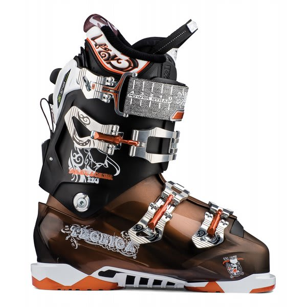 Tecnica Bushwacker Air Shell Ski Boots