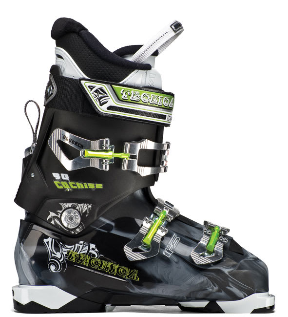 Shop for Tecnica Cochise 90 Ski Boots Smoke/Black - Men's