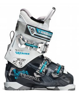 Tecnica Cochise 90W Ski Boots Smoke/White