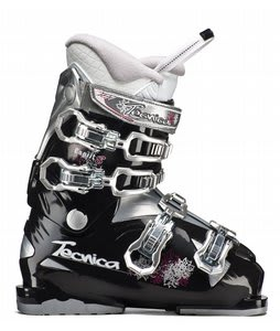 Tecnica Esprit 8 Ski Boots Black/Silver