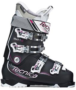Tecnica Mach1 85 Ski Boots Black