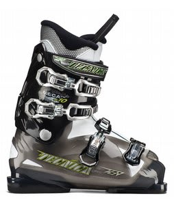 Tecnica Mega 10 Ski Boots T. Smoke/Black