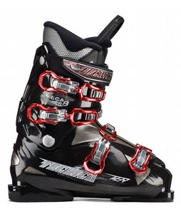 Tecnica Mega 8 Ski Boots Black/Titanium