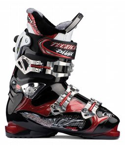 Tecnica Phoenix Max 10 Air Shell Ski Boots T Solar Red/Black