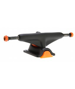Tensor Slider Low Skateboard Trucks Flat Black/Flat Black 5.0