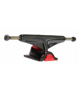 Tensor Slider Low Skateboard Trucks Gloss Black/Gloss Black 5.0