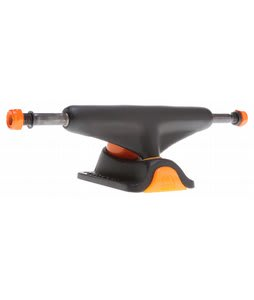 Tensor Slider Low Skateboard Trucks Flat Black / Flat Black 4.75