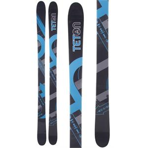 Teton Rendevous Rocker V2 Skis
