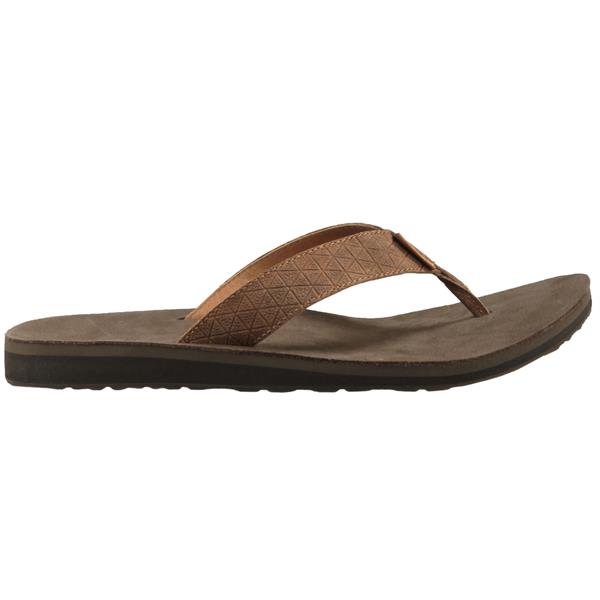 Teva Classic Flip Leather Diamond Sandals