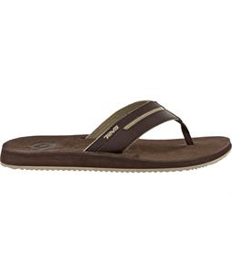 Teva Eddy Sandals Brown