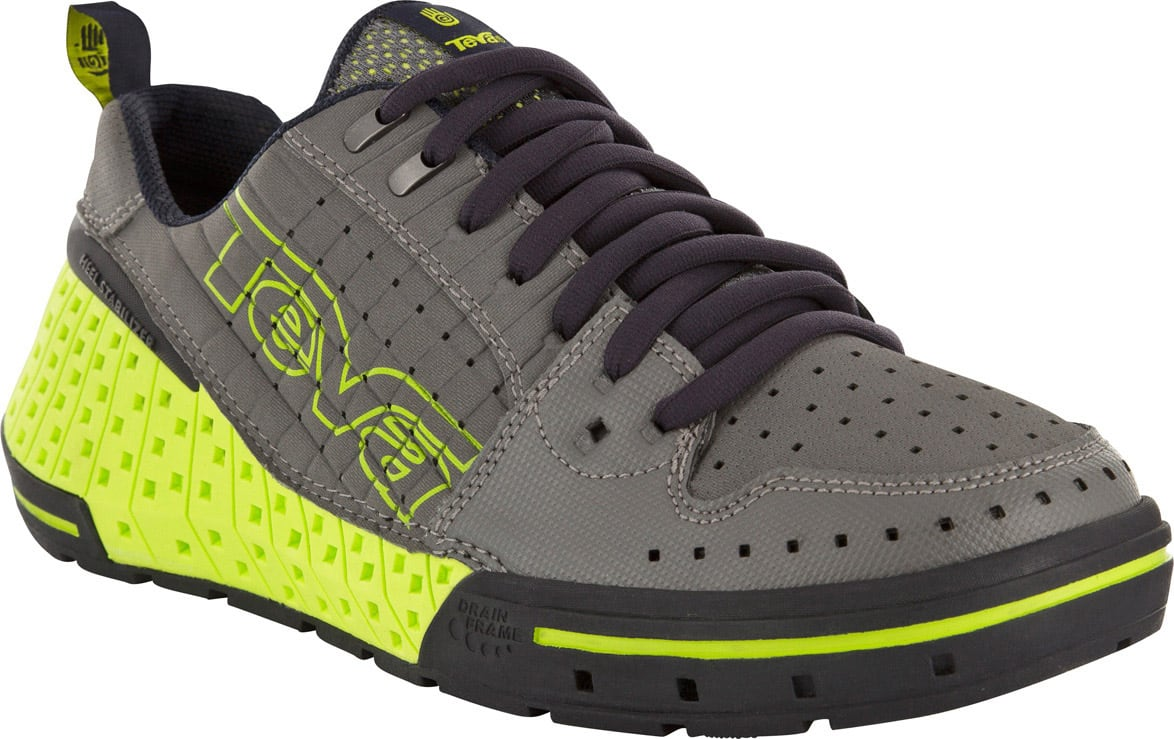 81db34b3e Teva Gnarkosi Water Shoes Neon Lime on PopScreen