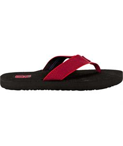 Teva Mush II Sandals Constellation Red